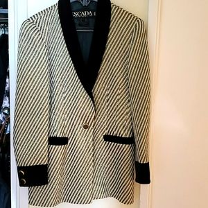 Escada by Margaretha Ley blazer new without tag